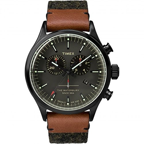 orologio cronografo uomo Timex Waterbury Collection casual cod. TW2P95500