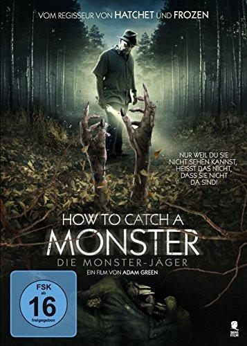 How to Catch a Monster - Die Monster-Jäger (Mountain-kamera Green)