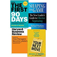 Leadership Transitions: The Watkins Collection (4 Items)
