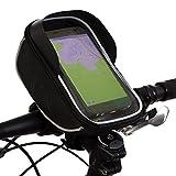 BTR Handyhalterung Fahrrad Lenkertasche Fahrradtasche. Fahrrad Handyhalterung Fahrradtaschen Wasserabweisen -
