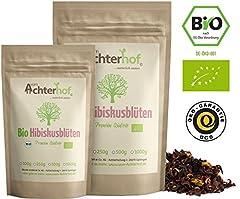 Bio Hibiskusblüten Tee