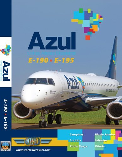 Azul Embraer 195 by - (Dvd Dwight Eisenhower D)