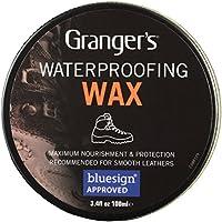 Grangers Paste Wax - Cuidado Personal para Acampada, Color Transparente, Talla 100 ML