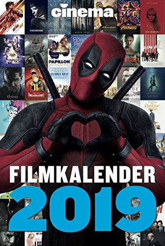 CINEMA Filmkalender 2019: Der große CINEMA Filmkalender 2019