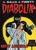 DIABOLIK (30): Ore d'angoscia (Italian Edition)