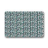 Dalliy leopardenmuster Fu?matten Doormat Outdoor Indoor 23.6