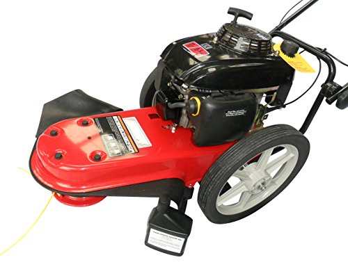 Wheeled strimmer/brush cutter/trimmer