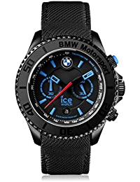 Ice-Watch Bmw Motorsport Herrenuhr Analog Quarz mit Lederarmband – 001476