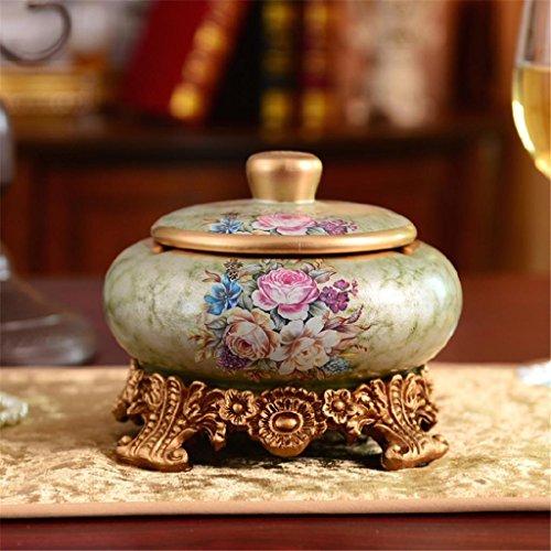 european-style-ashtray-fashion-personality-with-cover-retro-birdie-decoration-ashtray-creative-ceram