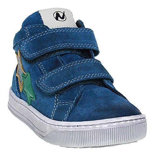 Naturino , Chaussures bateau pour garçon bleu bleu Bleu
