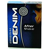 DENIM ORIGINAL AFTER SHAVE LOTION 100ML