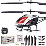 GP TOYS RC Helicopter 3.5 Channels with Crash Resistance and Gyro Remote Control Drone Infoor Outdoor for Kids Adult