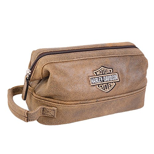 harley-davidson-leather-toiletry-kit-brown-one-size