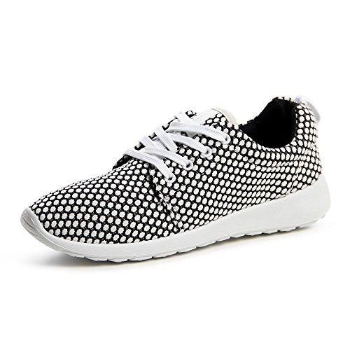 topschuhe24, Sneaker donna Bianco (bianco)