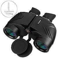 Beileshi 7x50 Binocular Sports Military Optics Scope Waterproof Shockproof Binocular Telescope