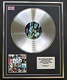 Everythingcollectible U2/Limitierte Edition Platin Schallplatte/Achtung Baby