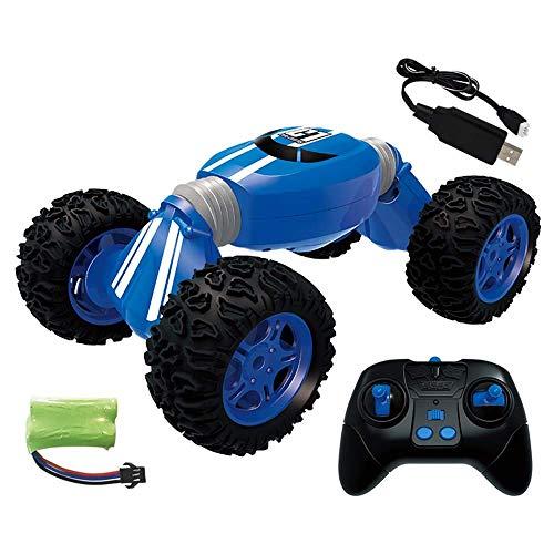 ZHTY Fernbedienung Racing 4WD Kletterauto Modell, 2,4 Hz Ferngesteuertes RC Auto Off-Road Stunt Verformung Spielzeug für Kinder