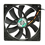 Scythe Slip Stream Kaze Jyuni 120 dB Case Fan 1600 RPM, Nero