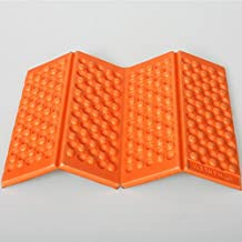 KingstonS Moisture-proof Pad escalada al aire libre portátil colchón de espuma ...