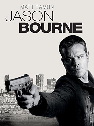 Jason Bourne (4K UHD) (Bourne Filme)