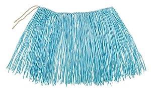 Boland-Rafia Falda Hawaii, Color Azul, 52233