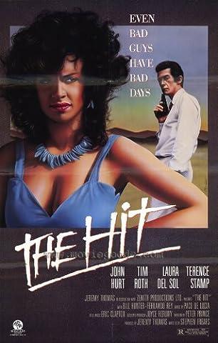 The Hit Affiche du film Poster Movie Le coup (27 x 40 In - 69cm x 102cm) Style A