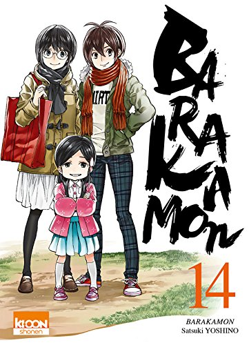 Barakamon Edition simple Tome 14