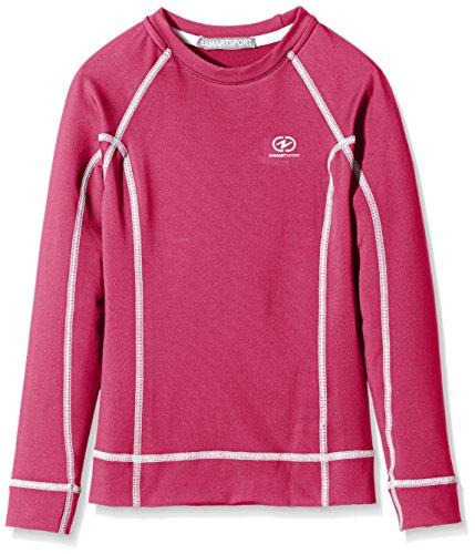 damartsport-337650-t-shirt-manches-longues-enfant-framboise-vif-fr-14-ans-taille-fabricant-14ans