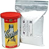 Home Brew Ingredients - Mexican Cerveza Including 1Kg VinClasse® Brewing Sugar - 40 Pint Homebrew Beer Kit