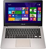 Asus UX303LB-R4062H 33,7 cm (13,3 Zoll) Laptop (Intel Core-i5 5200U, 2,7GHz, 8GB RAM, 128GB SSD, NVIDIA Geforce GTX 940M (2GB), Win 8.1) Smoky Brown