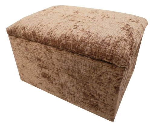 handy-size-ottoman-footstool-storage-box-with-hinged-upholstered-lid-in-mink-chenille