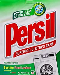 Persil Power Clean and Fibre Care Detergent(superior clothes care) - 5 kg