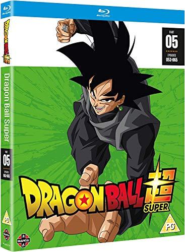 Dragon Ball Super Part 5 (Episodes 53-65) Blu-ray - Ball-blu-ray-staffel 5 Dragon