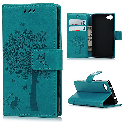 sony-xperia-z5-compact-z5mini-case-yokirin-premium-soft-pu-leather-notebook-wallet-embossed-flowewr-