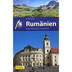Rumänien Reiseführer Michael Müller Verlag: Individuell reisen mit vielen praktischen Tipps. Autovermietung Rumänien