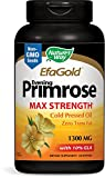 Naturaleza de la manera Evening Primrose, EFA oro - Best Reviews Guide