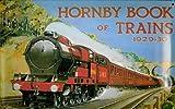 Blechschild Nostalgieschild Hornby book of trains 1929 - 30 Eisenbahn Dampflok England Schild