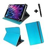 Tablet Tasche für Acer Aspire Switch 10 V Schutz Hülle Etui Case + Touch Pen - 10.1 Zoll Türkis