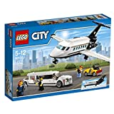 #7: Lego City Airport Vip Service, Multi Color with Free Santa's Visit