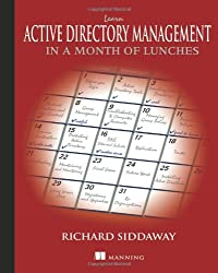 Learn active directory in a month of lunches
