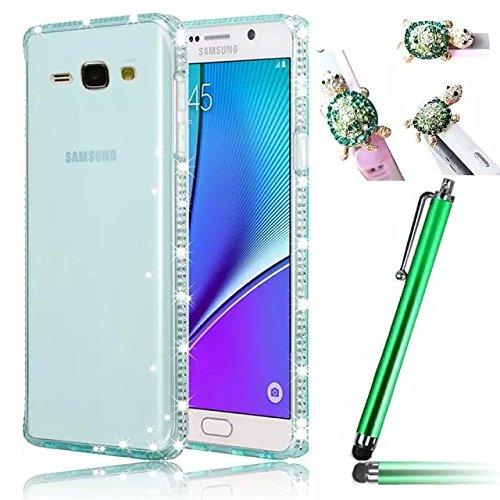 Coque Samsung Galaxy Note 3 N9000 Etui,Vandot Ultra Mince Housse Samsung Galaxy Note 3 N9000 Silicone Transparent Case pour Samsung Galaxy Note 3 N9000 Coque de Protection en TPU avec Absorption de Ch TPU diamant-4