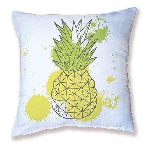 Coussin Décoration Ananas / Pineapple origami - Fabriqué en France - Chamalow Shop