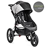 Baby Jogger BJ31410EN Summit X3-3-Rad-Kinderwagen, Single-Modell, schwarz/grau