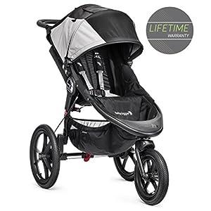 Baby Jogger Summit X3 Single Stroller Black   11