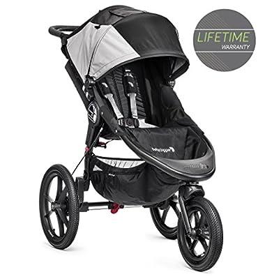 Baby Jogger Summit X3 Single Stroller Black  Cosatto