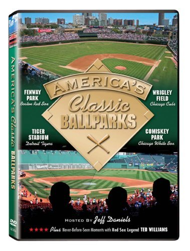 America's Classic Ballparks (Wrigley Field, Fenway Park, Tiger Stadium, Comiskey Park) by Hosted By Jeff Daniels - Comiskey Park