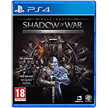 Middle-Earth: Shadow Of War - Silver Edition (PS4)