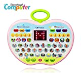 BIYASO Learning Computer Toys for 1-3 Year Old Boys Kids -Best Birthday Education Gift