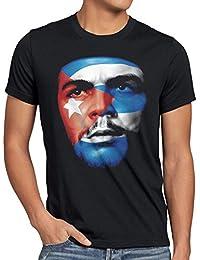 style3 Che Kuba T-Shirt Homme guevara révolution