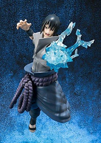 15 cm Naruto Shippuden Uchiha Sasuke Figuras de acción Anime PVC brin